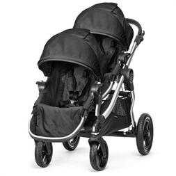 Baby Jogger 2014 City Select Stroller w/2nd Seat, Onyx