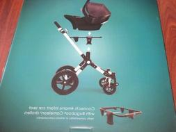 4moms Car Seat Adapter Connects with Bugaboo Cameleon stroll