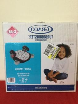 Graco Backless Turbobooster Car Seat, Kassie