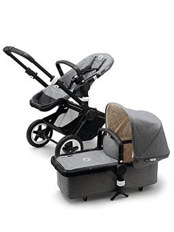 Bugaboo Buffalo Classic Collection Complete Stroller, Grey M
