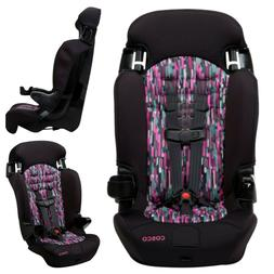 Convertible Safety Car Seat 2 in1 Toddler Booster Kid Travel