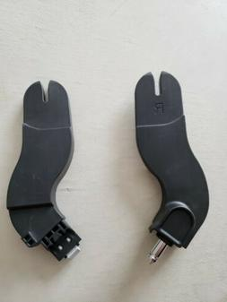 Baby Jogger Double Stroller Car Seat Adaptor for City Go and