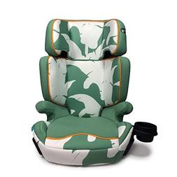 Aidia Explorer 2-in-1 Safety Booster Car Seat, Green/White