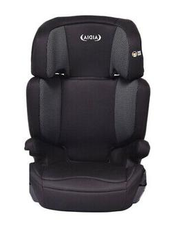 Aidia Explorer 2-in-1 Adjustable Safety Booster Car Seat Bla
