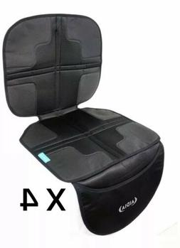 Aidia EZpocket Deluxe Car Seat Protector, Black
