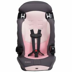 Cosco Finale DX 2-in-1 Booster Car Seat, Sweet Berry, Pink