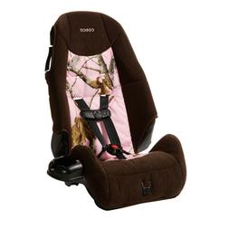 Cosco Highback 2-In-1 Booster Car Seat - Realtree Pink