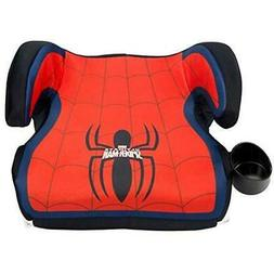 KidsEmbrace Fun Ride Backless Booster Car Seat - Spiderman