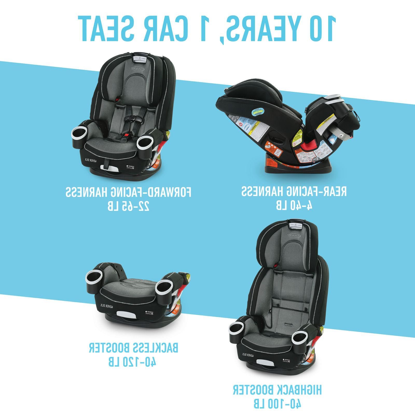 Graco 4Ever 4-in-1 Convertible Seat