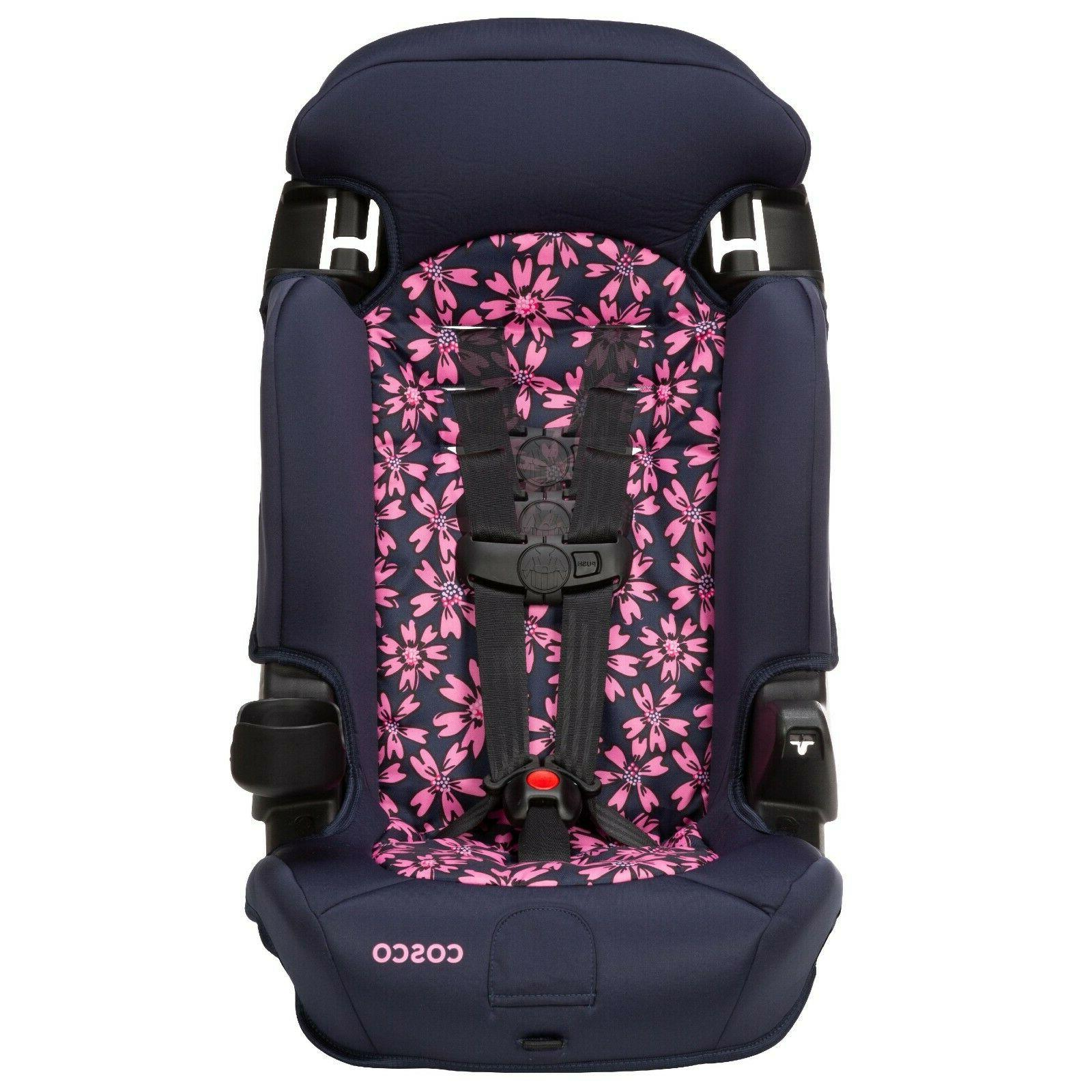 Convertible Car Booster Baby Toddler Travel Car Safety