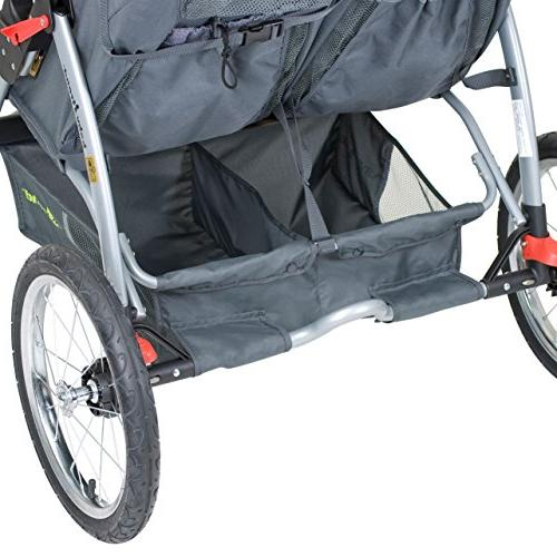 Baby Trend Expedition Double Jogger Stroller -
