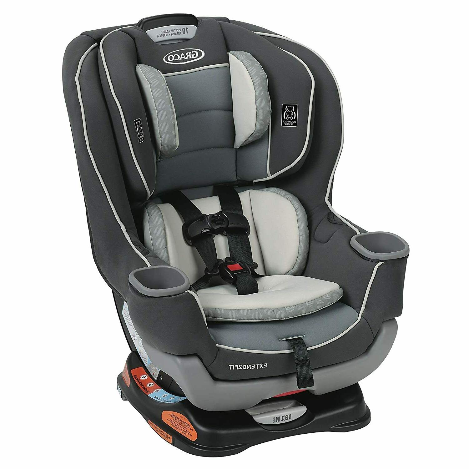 extend2fit convertible car seat