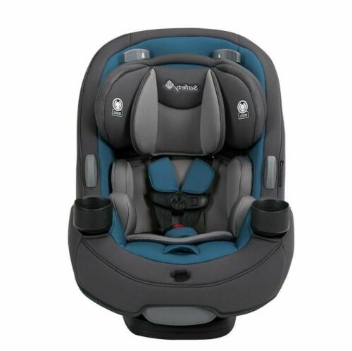 Safety 1st Go Baby to Convertible Car Seat, Blue